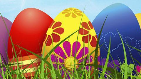 Pâques approche dans quelques jours