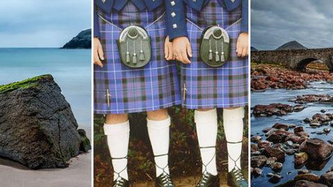 L'Écosse – un voyage dans le temps